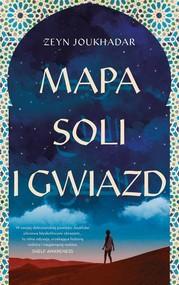 okładka Mapa soli i gwiazd, Książka | Joukhadar Zeyn