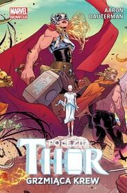 okładka Potężna Thor Tom 1 Grzmiąca krew, Książka | Aaron Jason