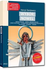 okładka Nowele Lektura z opracowaniem, Książka | Henryk Sienkiewicz