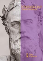 okładka Obrona Sokratesa., Książka | Ksenofont