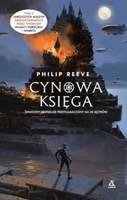 okładka Cynowa księga, Książka   Reeve Philip
