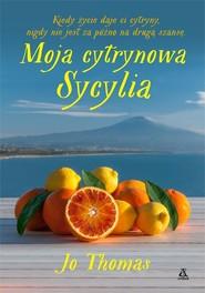 okładka Moja cytrynowa Sycylia, Książka | Jo Thomas