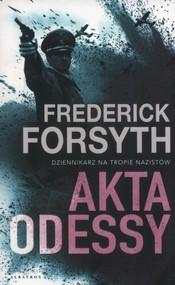 okładka Akta Odessy, Książka | Frederick Forsyth