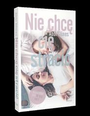 okładka Nie chcę cię stracić, Książka | Abbi Glines