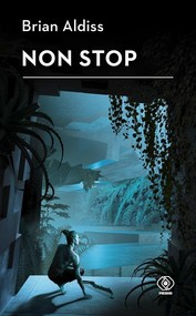 okładka Non stop, Książka | Aldiss Brian