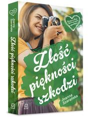 okładka Złość piękności szkodzi, Książka | Joanna  Szarańska