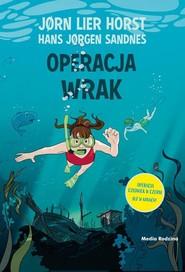 okładka Operacja Wrak, Książka | Jørn Lier Horst