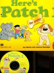 okładka Here's Patch the Puppy 1 + CD, Książka | Joy Morris, Joanne Ramsden