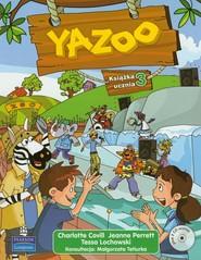 okładka Yazoo 3 Książka ucznia + CD, Książka | Charlotte Covill, Jean Perrett, Tessa Lachowski