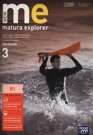 okładka Matura Explorer New 3 Workbook Szkoły ponadgimnazjalne, Książka | John Hughes, Joanna Sadowska, Halina Tyliba, Izabela Michalak