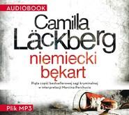 okładka Niemiecki bękart (wyd. 2), Audiobook   Camilla Läckberg