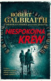 okładka Niespokojna krew, Ebook | Robert Galbraith