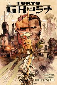 okładka Tokyo Ghost, Książka | Murphy Sean, Rick Remender