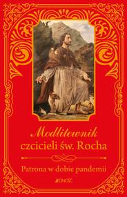 okładka Modlitewnik czcicieli św. Rocha Patrona w dobie pandemii, Książka | Sobolewski Zbigniew