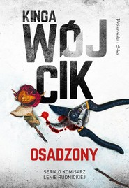 okładka Osadzony, Książka | Wójcik Kinga