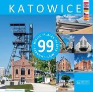 okładka Katowice 99 miejsc, Książka | Paweł Pomykalski, Beata Pomykalska
