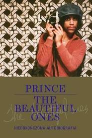 okładka Prince The bautiful once, Książka   Piepenbring Dan