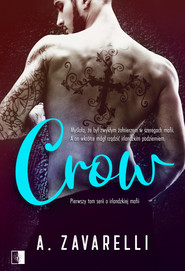 okładka Crow, Ebook | A. Zavarelli