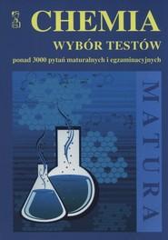 okładka Chemia Wybór Testów, Książka  
