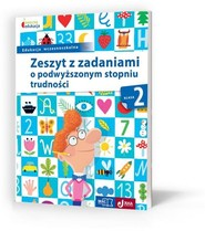 okładka Owocna edukacja 2 Zeszyt z zadaniami o podwyższonym stopniu trudności Edukacja wczesnoszkolna, Książka | Beata Sokołowska, Katarzyna Grodzka