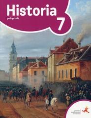 okładka Podróże w czasie Historia 7 Podręcznik Szkoła podstawowa, Książka   Tomasz Małkowski
