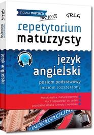 okładka Repetytorium maturzysty Język angielski 2018, Książka | Dorota Ciężkowska-Gajda, Daniela MacIsaac