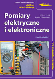 okładka Pomiary elektryczne i elektroniczne, Książka | Michał Cedro, Daniel Wilczkowski