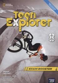 okładka Teen Explorer 8 Zeszyt ćwiczeń, Książka   Angela Bandis, Diana Shotton, Philip McElmuray