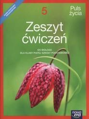 okładka Puls życia 5 Zeszyt ćwiczeń Szkoła podstawowa, Książka | Jolanta Holeczek, Jolanta Pawłowska, Jacek Pawłowski