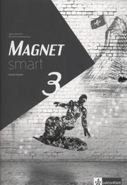 okładka Magnet smart 3 Zeszyt ćwiczeń Szkoła podstawowa, Książka   Motta Giorgio