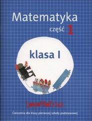okładka Lokomotywa 1 Matematyka Ćwiczenia Część 1 Szkoła podstawowa, Książka | Małgorzata Dobrowolska, Agnieszka Szulc