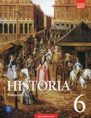 okładka Historia 6 Podręcznik Szkoła podstawowa, Książka | Igor Kąkolewski, Anita Plumińska-Mieloch