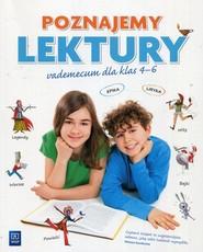 okładka Poznajemy lektury Vademecum dla klas 4-6, Książka | Grażyna Kiełb, Anita Żegleń