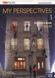 okładka My Perspectives 1 Podręcznik Szkoła ponadpodstawowa i ponadgimnazjalna, Książka | Lewis Lansford, Daniel Barber