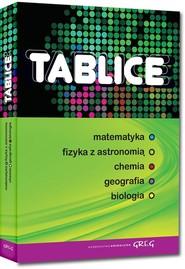 okładka Tablice zbiorcze matematyka, Książka | Beata Prucnal, Piotr Gołąb, Piotr Kosowicz