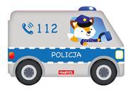okładka Policja, Książka |