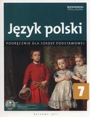 okładka Język polski 7 Podręcznik Szkoła podstawowa, Książka | Barbara Klimczak, Elżbieta Tomińska, Teresa Zawisza-Chlebowska