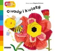 okładka Owady i kwiaty Akademia mądrego dziecka, Książka | Dmitroca Zbigniew