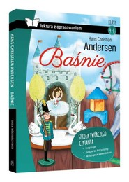 okładka Baśnie Andersen Krótkie opracowanie Klasy 4-6, Książka | Hans Christian Andersen