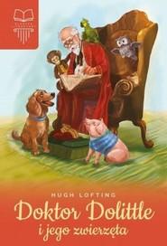 okładka Doktor Dolittle, Książka | Hugh Lofting