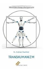 okładka Transhumanizm, Książka | Andrzej Zwoliński