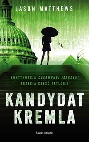 okładka Kandydat Kremla, Książka | Matthews Jason