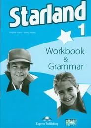 okładka Starland 1 Workbook Grammar, Książka   Virginia Evans, Jenny Dooley
