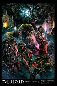 okładka Overlord 6 Mężowie królestwa 2, Książka | Maruyama Kugane