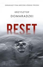 okładka Reset, Książka   Krzysztof Domaradzki