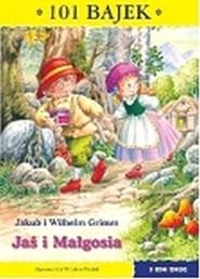 okładka Jaś i Małgosia, Książka | i Wilhelm Grimm Jakub