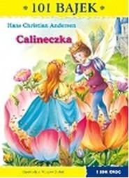okładka Calineczka 101 bajek, Książka | Christian Andersen Hans