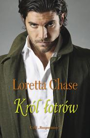 okładka Król Łotrów, Książka | Loretta  Chase