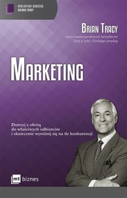 okładka Marketing, Książka | Brian Tracy