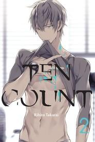 okładka Ten Count #2, Książka | Takarai Rihito